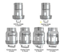 FREEMAX FIRELUKE MESH PRO COILS - Single KA1 .15ohm
