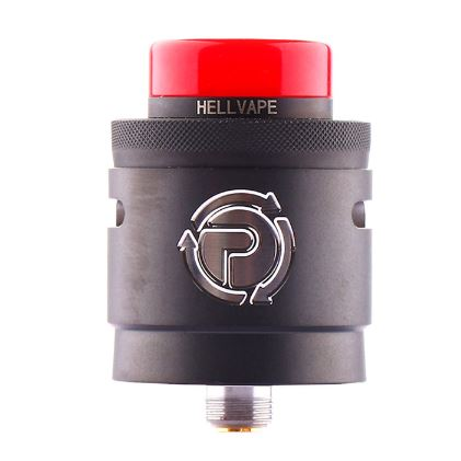 Hellvape Passage RDA - Black