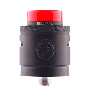 Hellvape Passage RDA - Matte Full Black