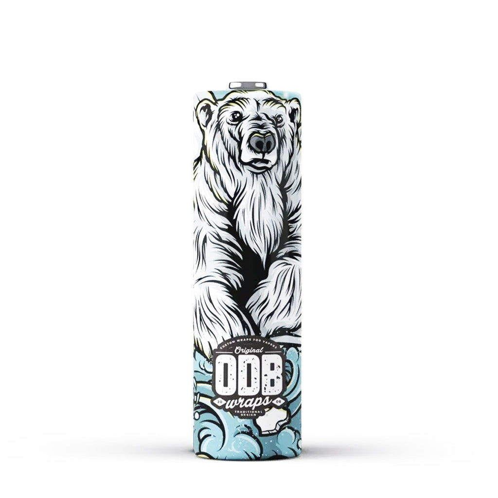 ODB Battery Wrap - Polar - 21700