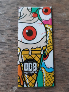 ODB Battery Wrap - Eye Scream - 18650