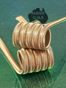 Hand Made 3 Core Alien Aussie Coils