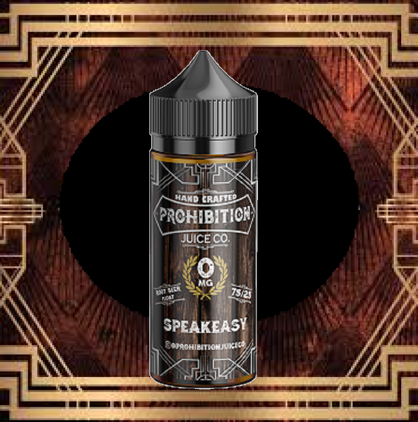 Prohibition - Speakeasy - 100ml