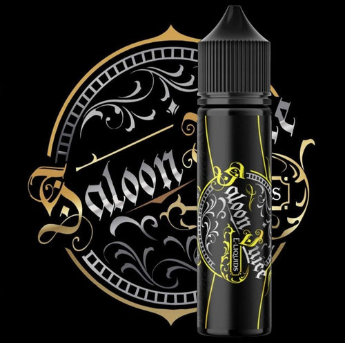 Saloon Juice - Banana Creme - 60ml