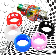 Bubble Glass Vape Band  - Silicone Sleeve