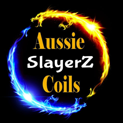 Aussie Coils - SlayerZ -  Set of x2 Coils