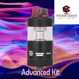 Steam Crave Aromamiser Supreme V3 RDTA - Black - Advanced Kit