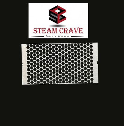 Steam Crave Mesh SS316L 0.14ohm