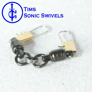 Tim's Sonic Swivels - High Quality Ball Bearing Swivels
