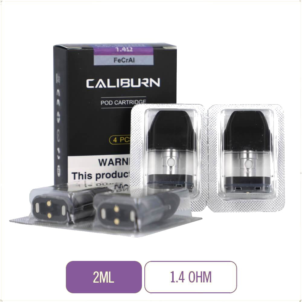 UWELL CALIBURN / KOKO REPLACEMENT PODS