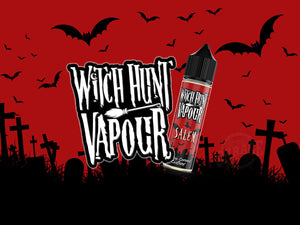 Witch Hunt Vapour - Salem - 120ml