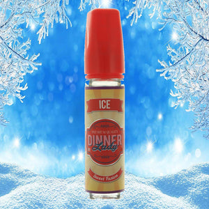 Dinner Lady - Tuck Shop ICE - Sweet Fusion -  60ml