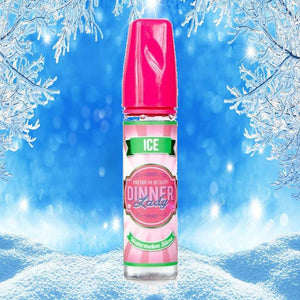 Dinner Lady - Tuck Shop ICE - Watermelon Slices -  60ml