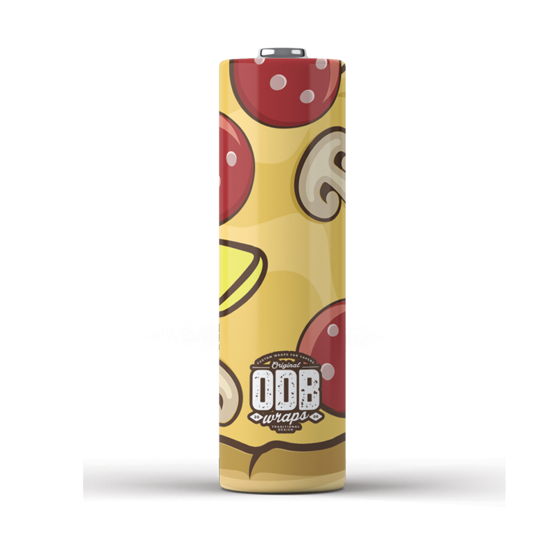 ODB Battery Wrap - Pineapple - 21700
