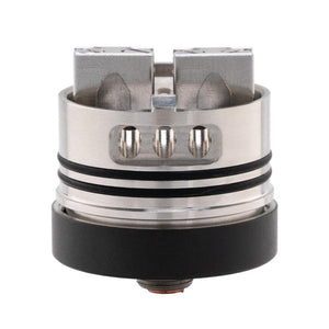 TIMESVAPE ARDENT RDA 27MM - MATT BLACK / Gun Metal