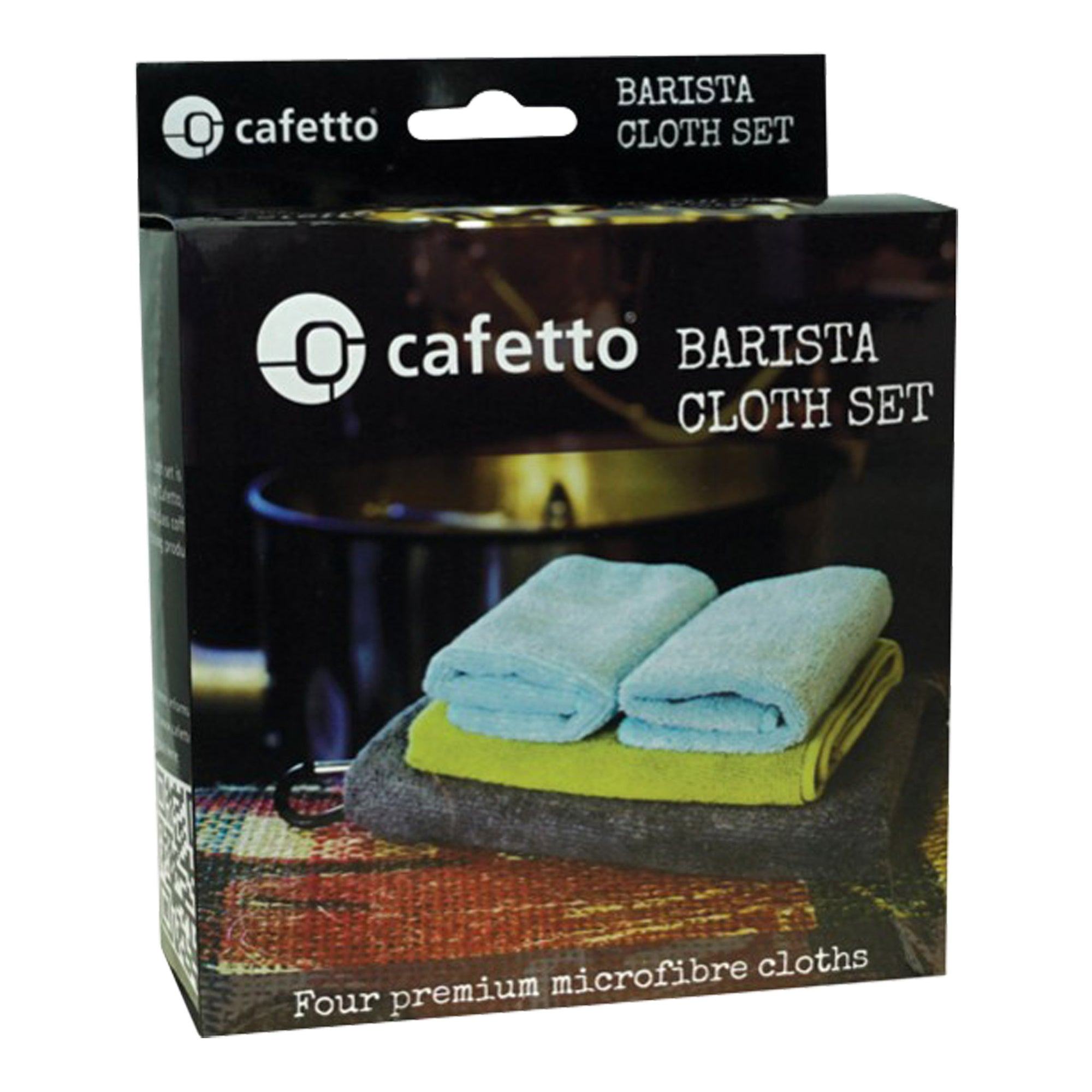 Barista Cleaning Cloth Set - Cafetto - Espresso Gear