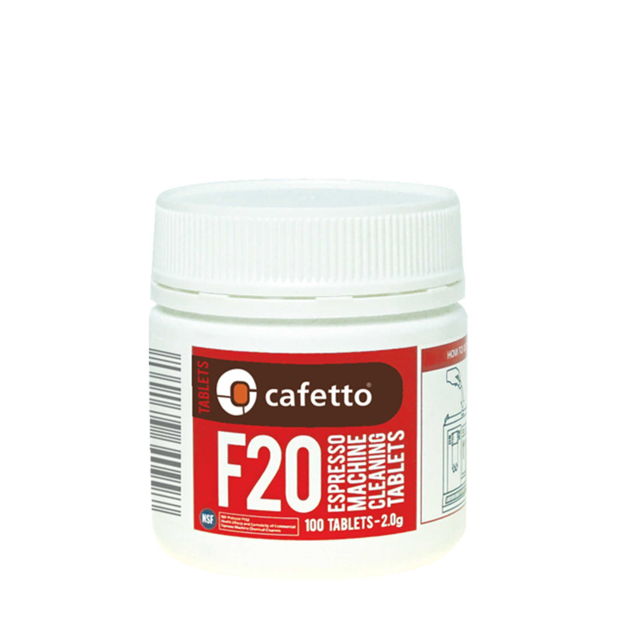 F20 tablets - Espresso Gear