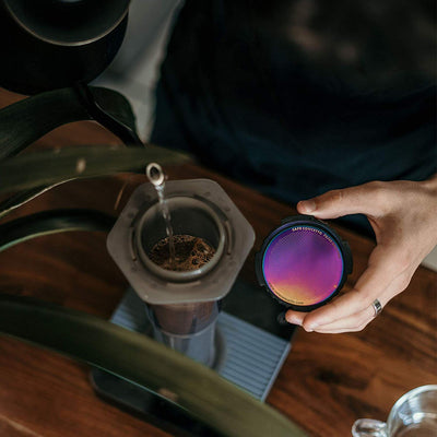 Aeropress SS Filter Rainbow - Espresso Gear