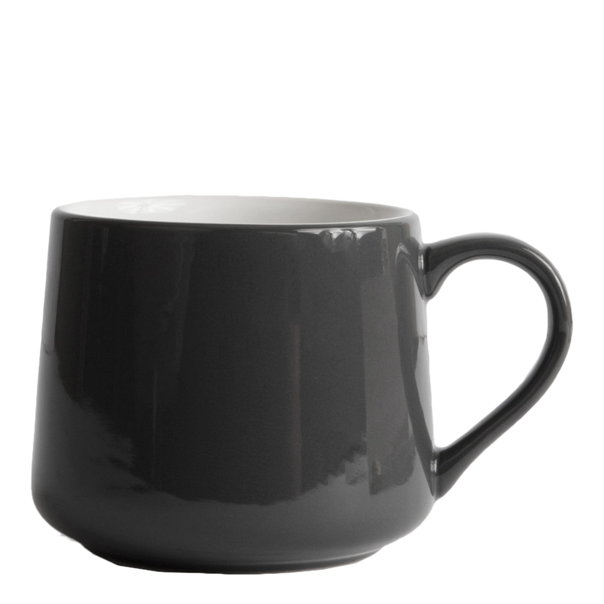 Porcelain Cup - Crescent Mug 12oz/36cl Created Co - Espresso Gear