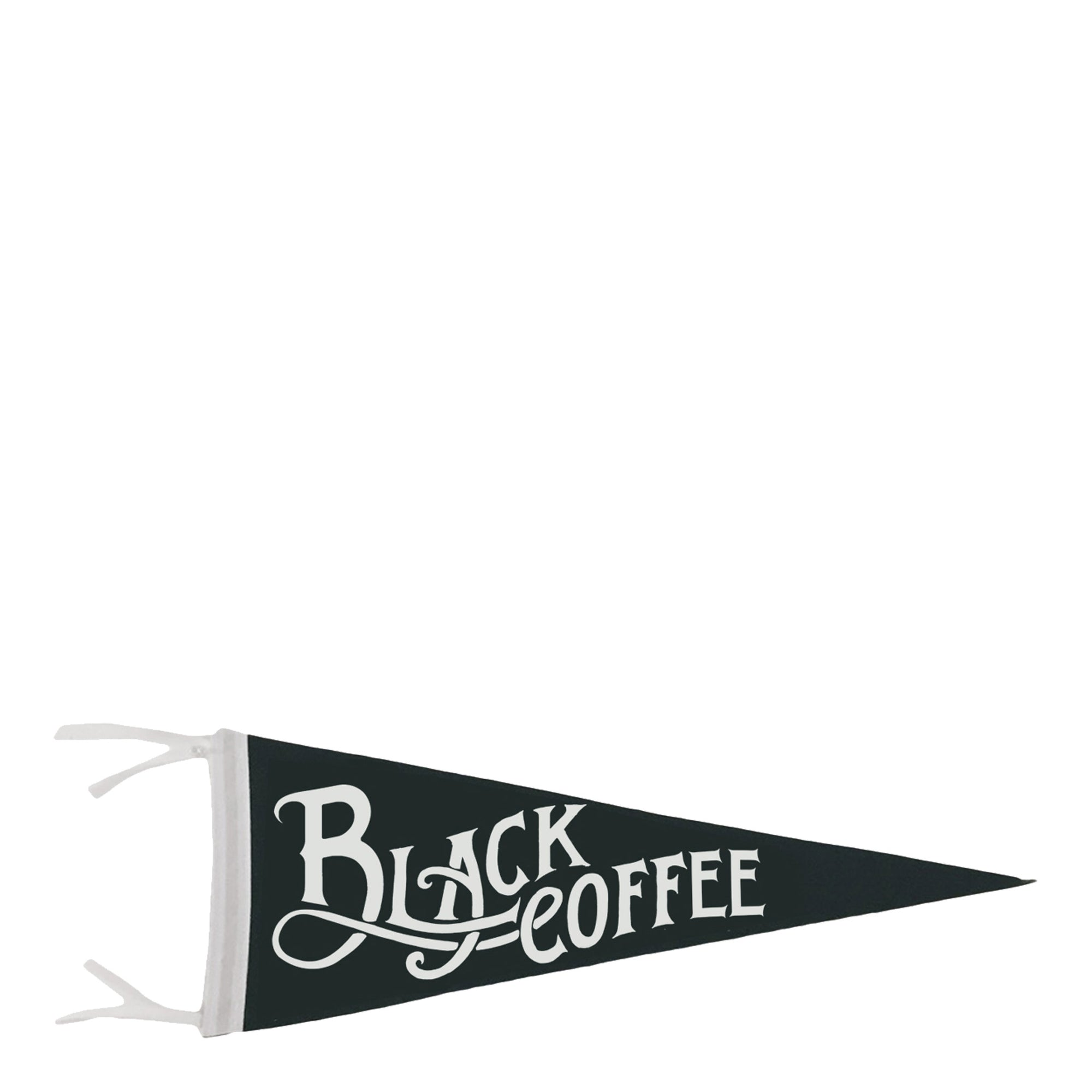 Pennant - Black Coffee - Dept of Brewology - Espresso Gear