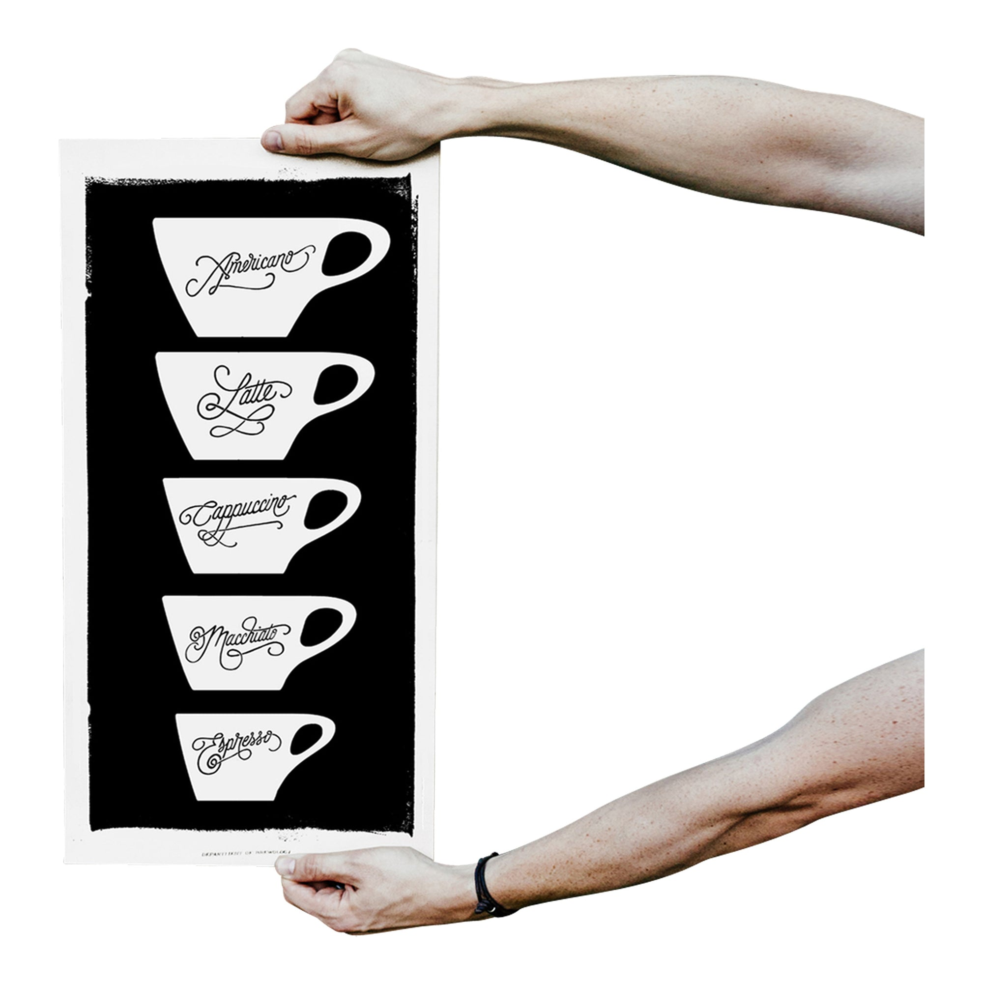 Poster - NotNeutral - Dept of Brewology - Espresso Gear