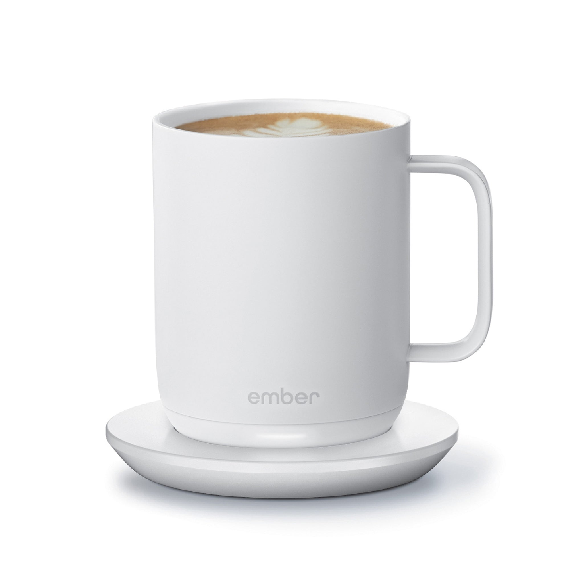 Electric Coffee Mug White V2, 295ml - Ember - Espresso Gear