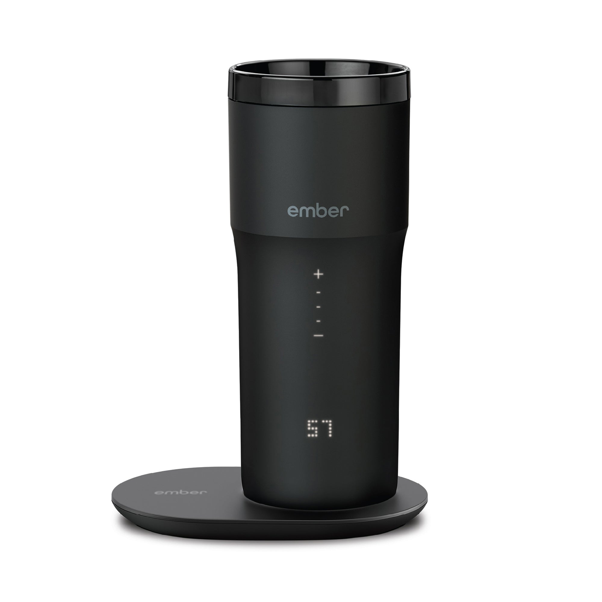 Electric Coffee Travel Mug black V2 - 355ml - Ember - Espresso Gear