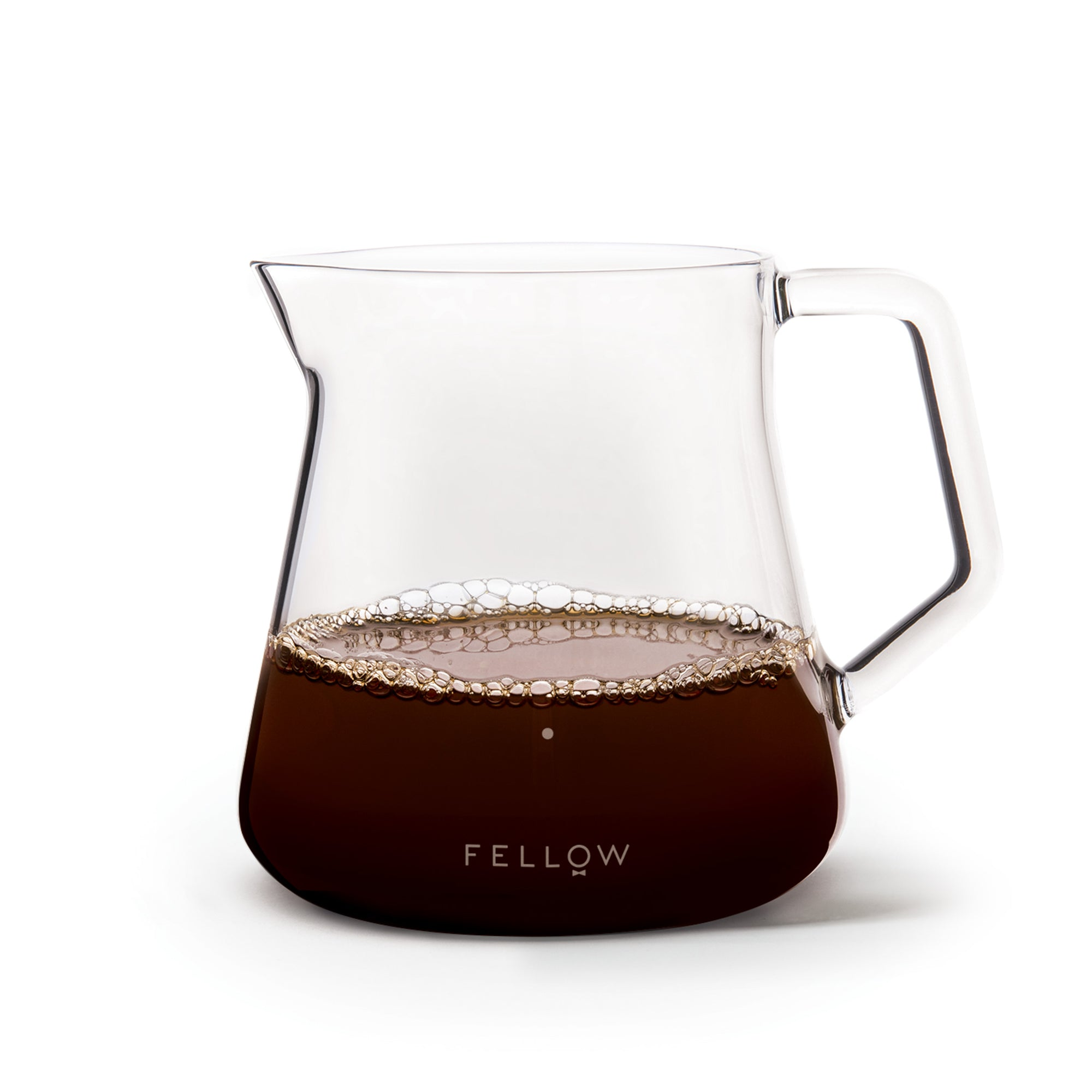 Server - Clear - Mighty Small Carafe 500ml - Fellow - Espresso Gear