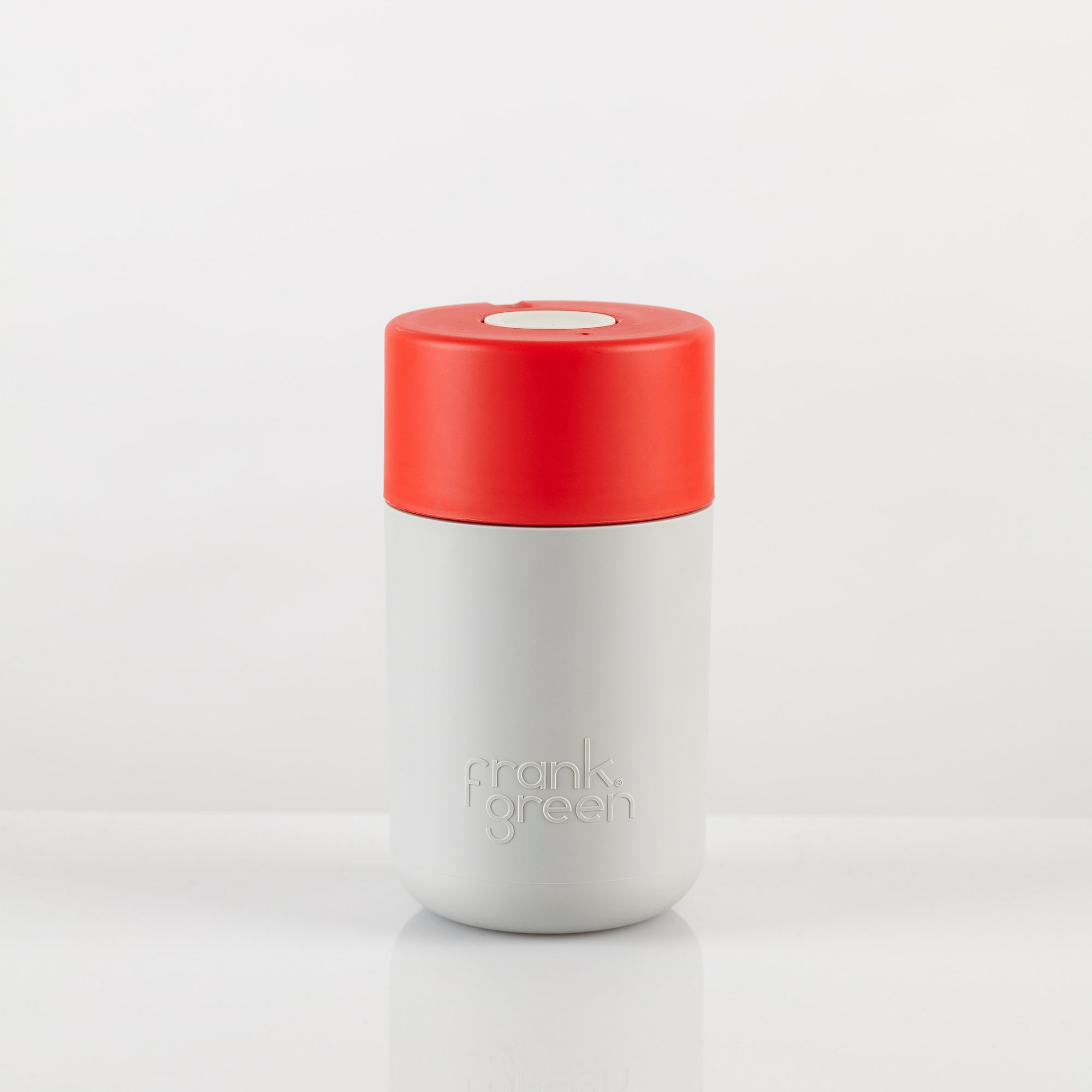 Mug Cool Grey 230ml - Frank Green - Espresso Gear