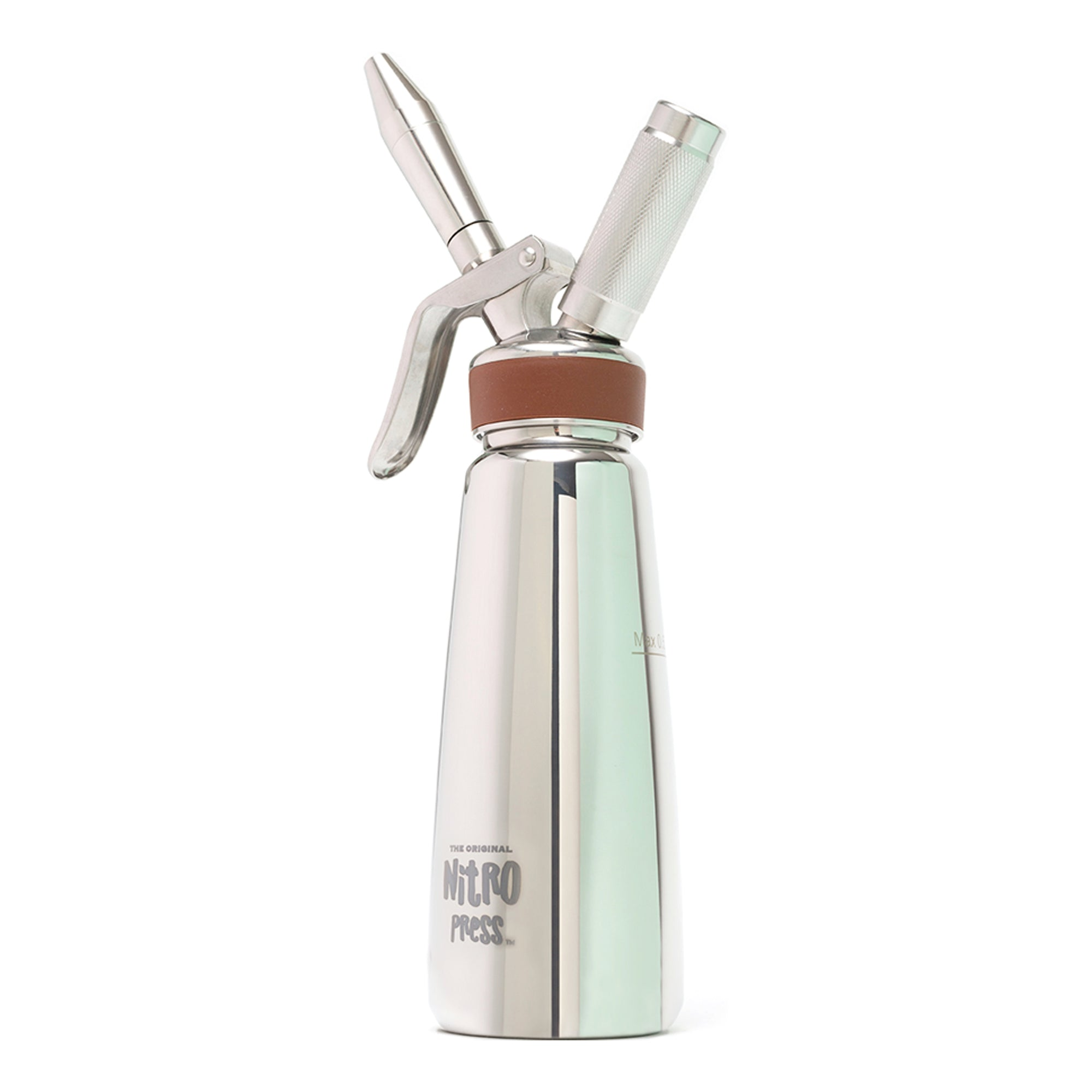 Nitro Press Cold brew dispenser 500ml - Hatfield - Espresso Gear