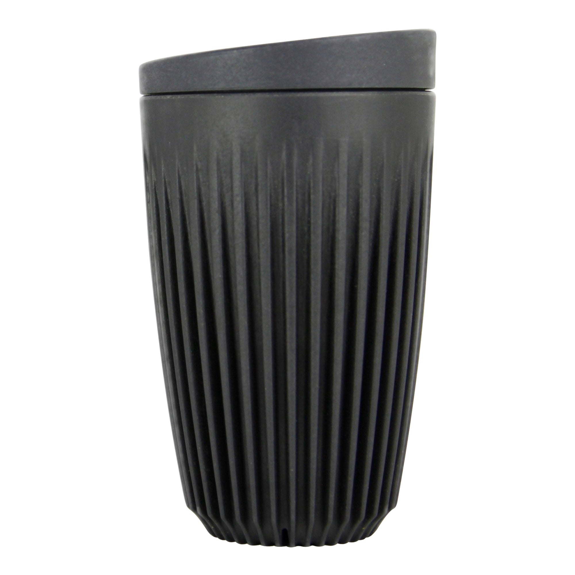 HuskeeCup - Charcoal 12oz / 350ml with lid - Espresso Gear
