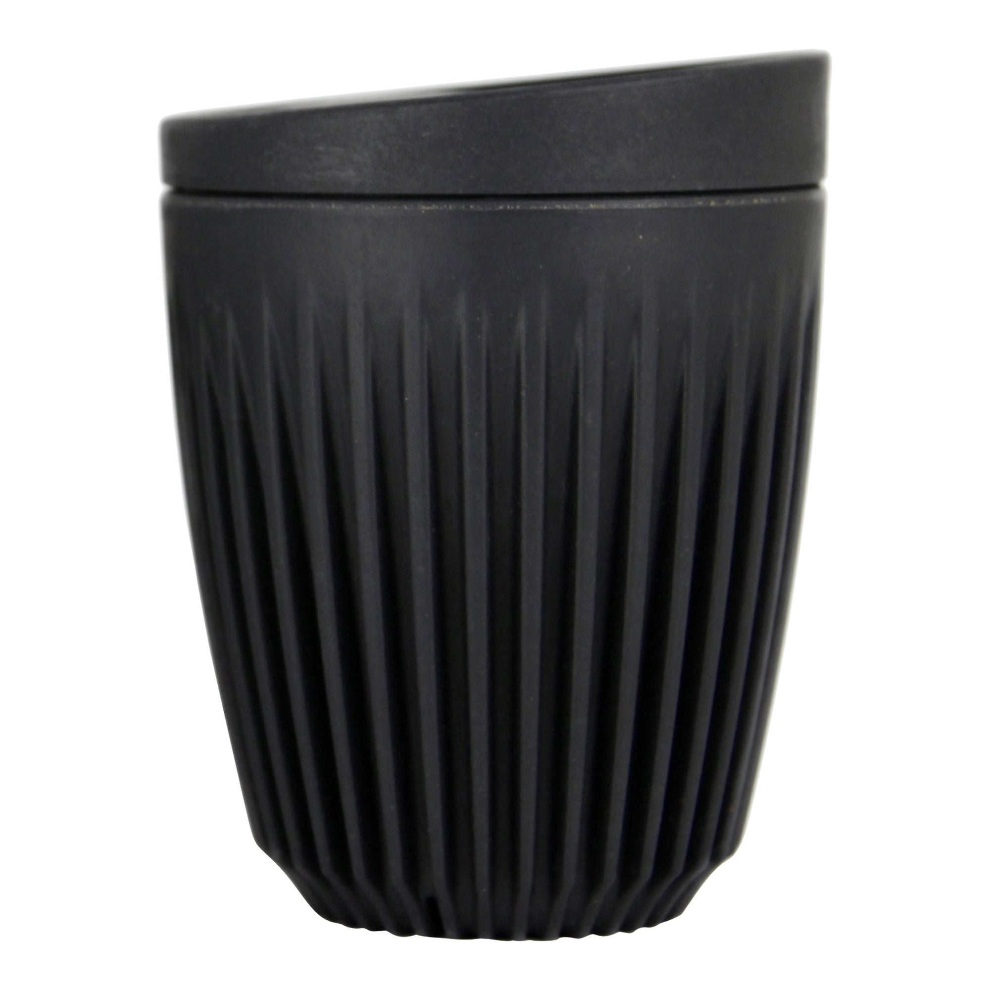 HuskeeCup - Charcoal 8oz /175ml with lid - Espresso Gear