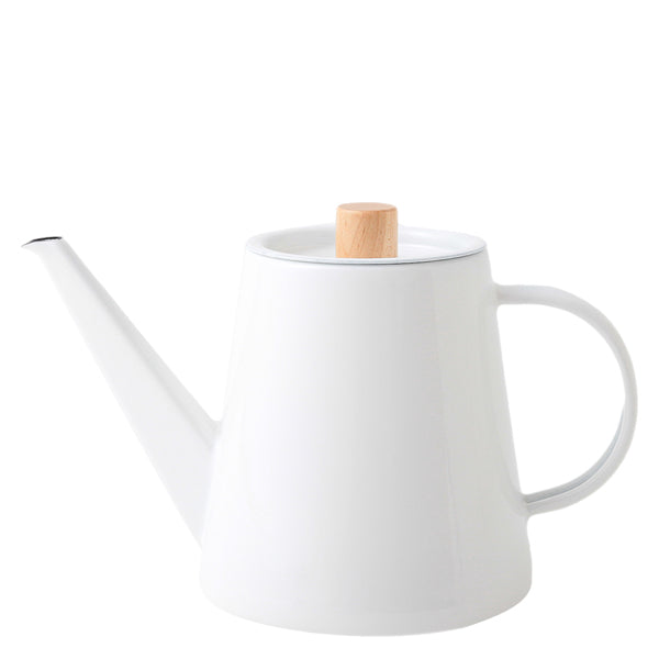 Kettle Enamelware 950ml - Kai - Espresso Gear