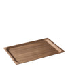 Tray Tea /Coffee Walnut 31 x 20cm - Kinto - Espresso Gear