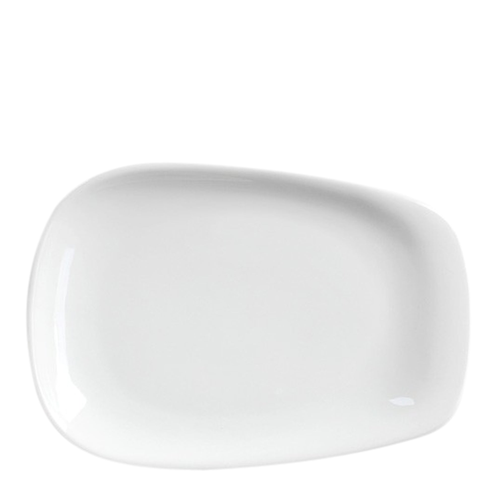 Porcelain Pulled Plate - NotNeutral - Espresso Gear