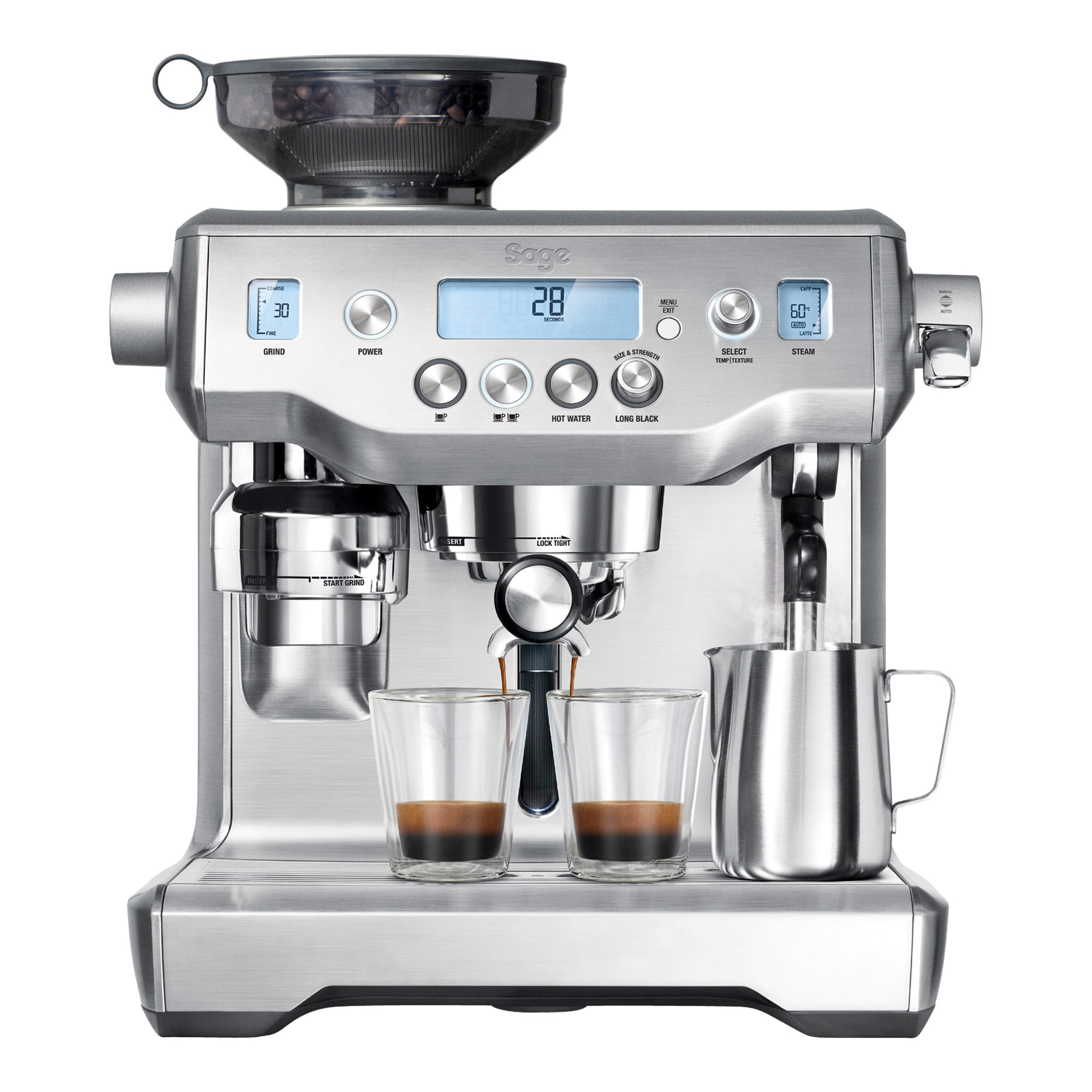 Espresso Machine, The Oracle - Sage - Espresso Gear
