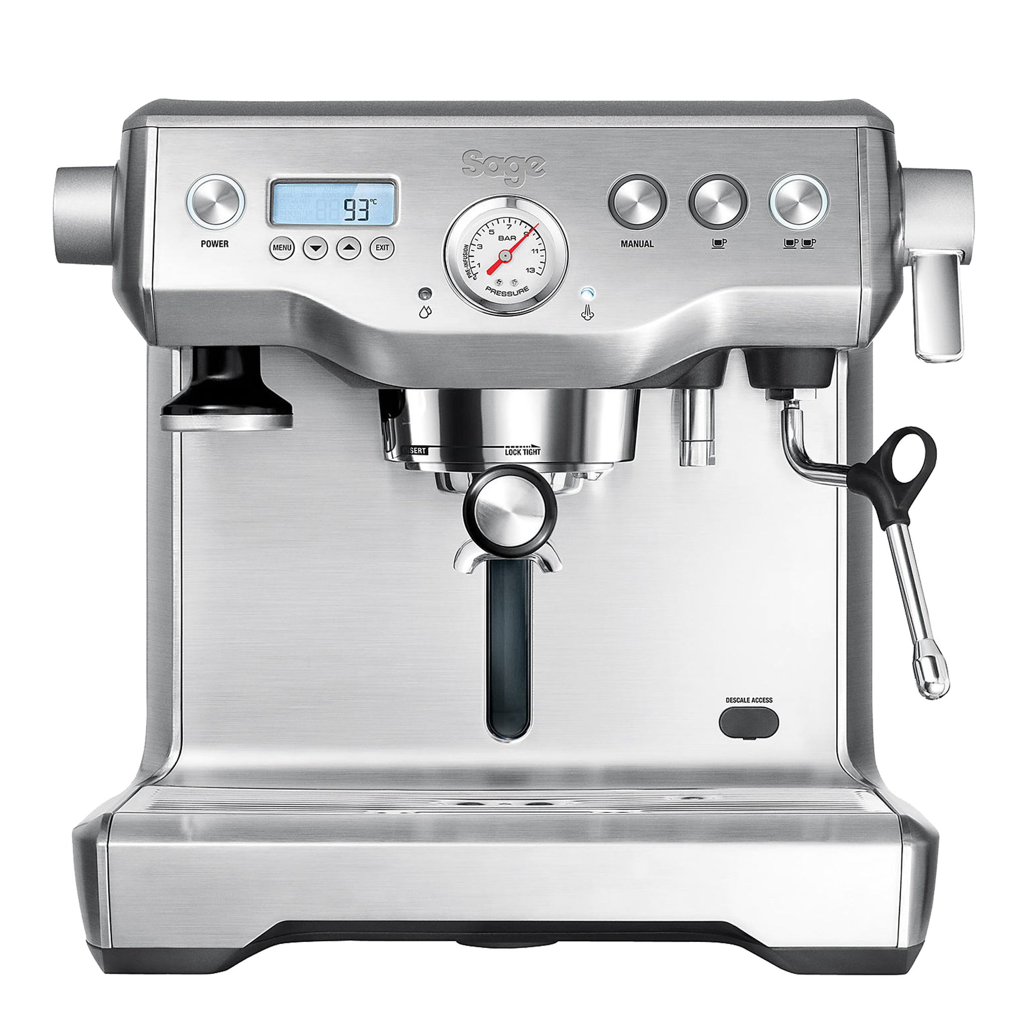Espresso Machine, The Dual Boiler - Sage - Espresso Gear