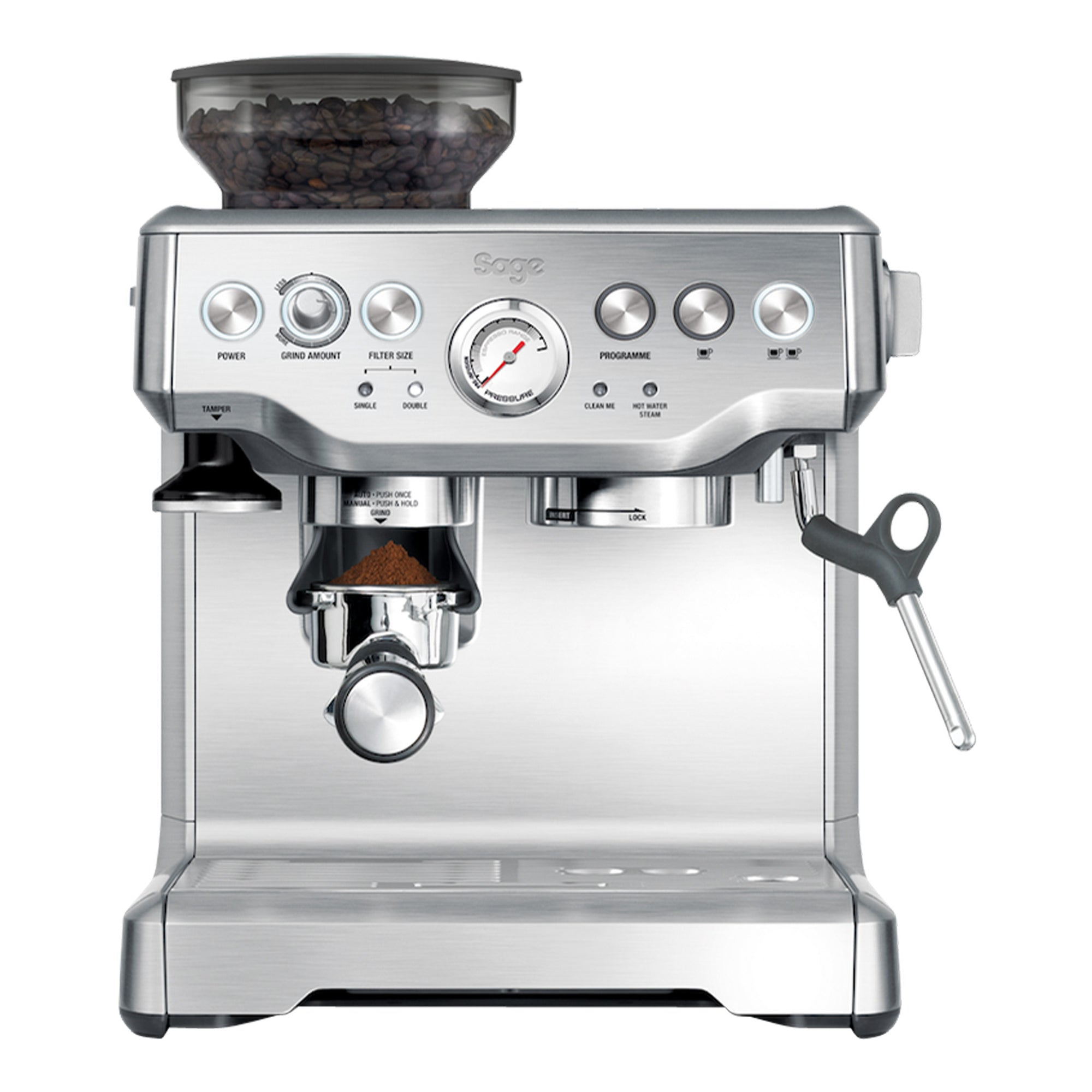 Espresso Machine, The Barista Express - Sage - Espresso Gear