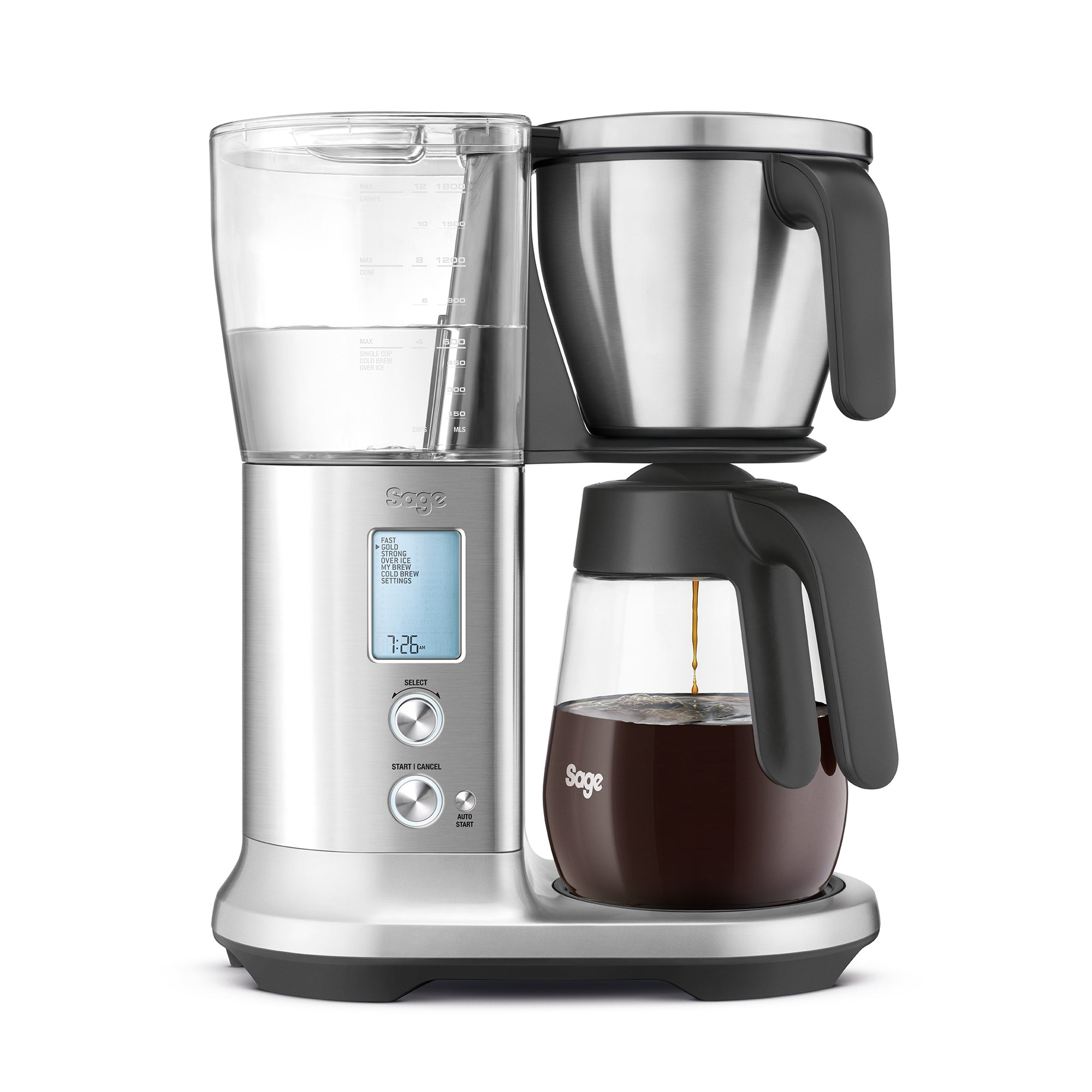 Brewer, Precision Brewer Glass - Sage - Espresso Gear