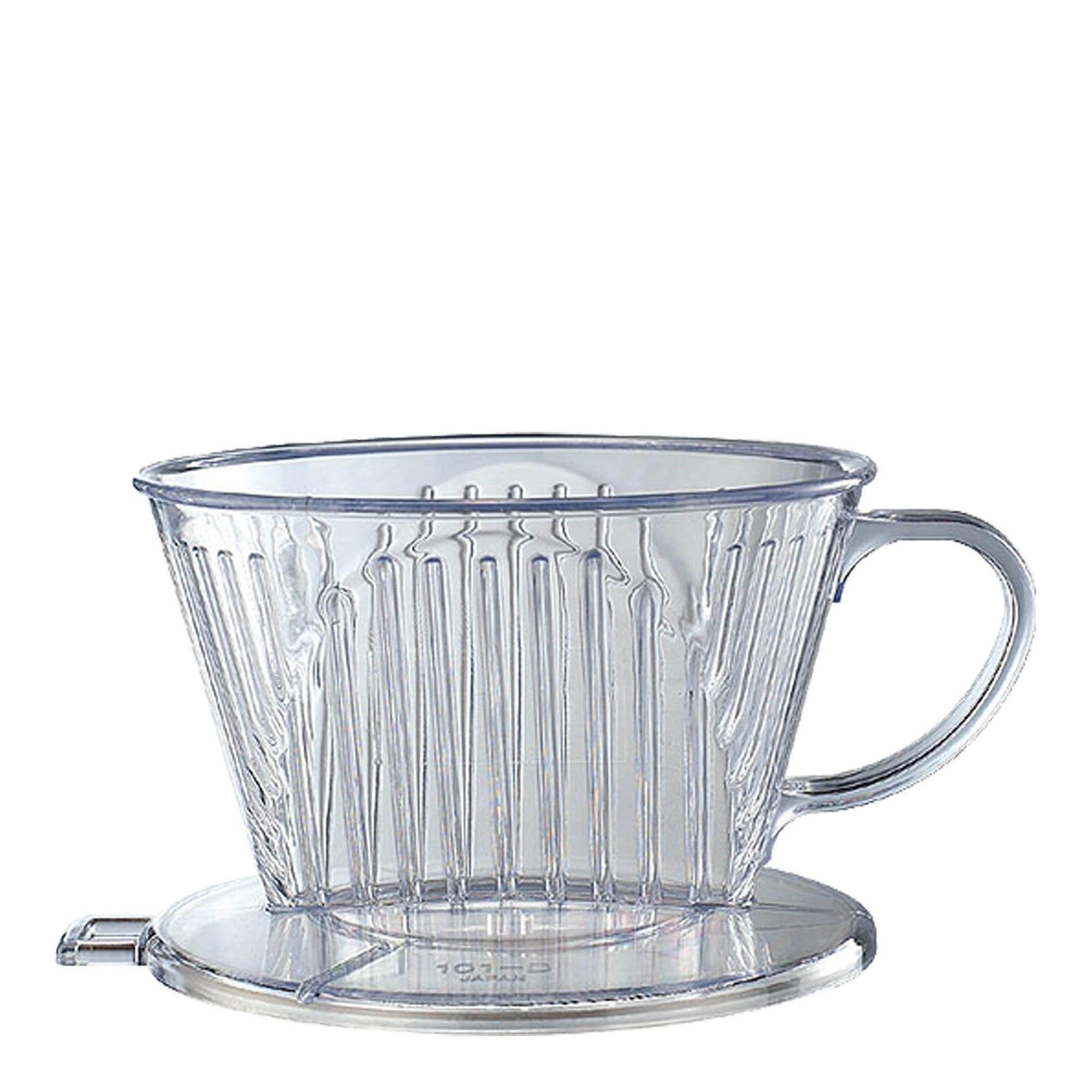 Tiamo Transparent Filter 102 - Espresso Gear