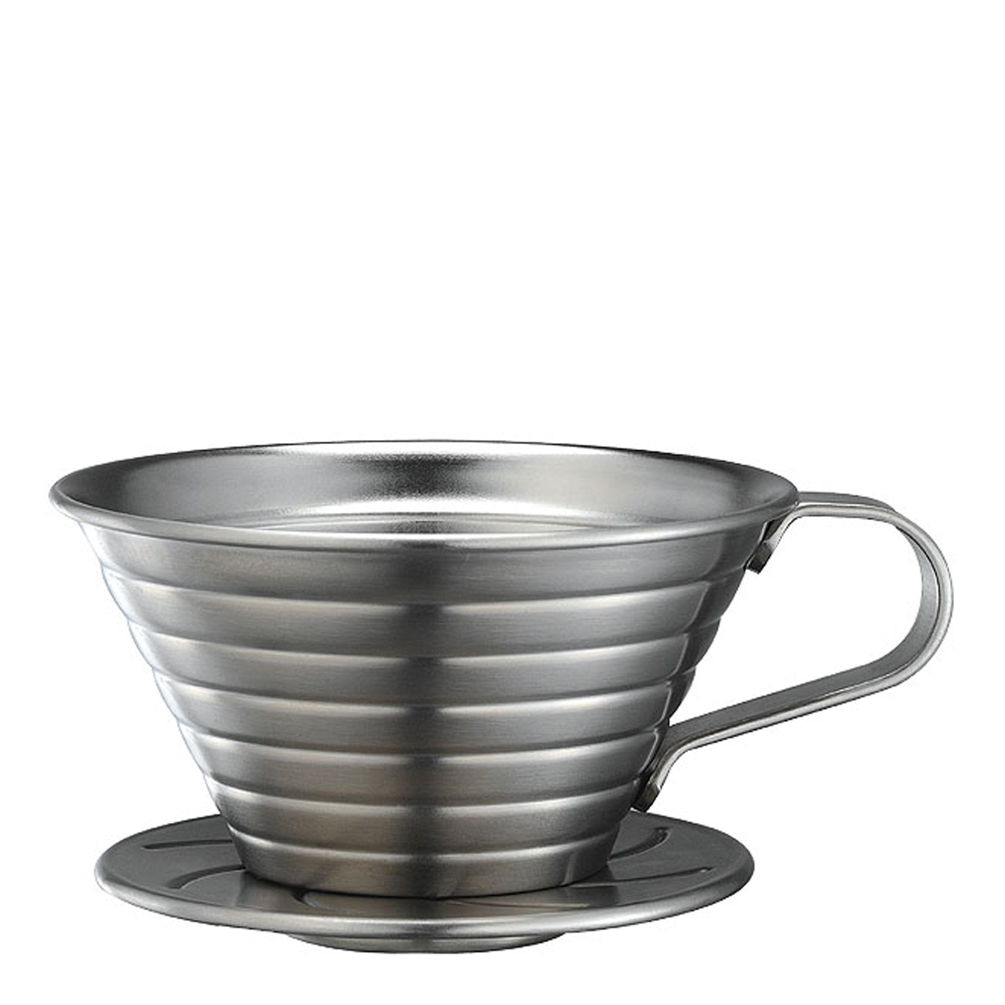 Filter K02 - stainless steel - Tiamo - Espresso Gear