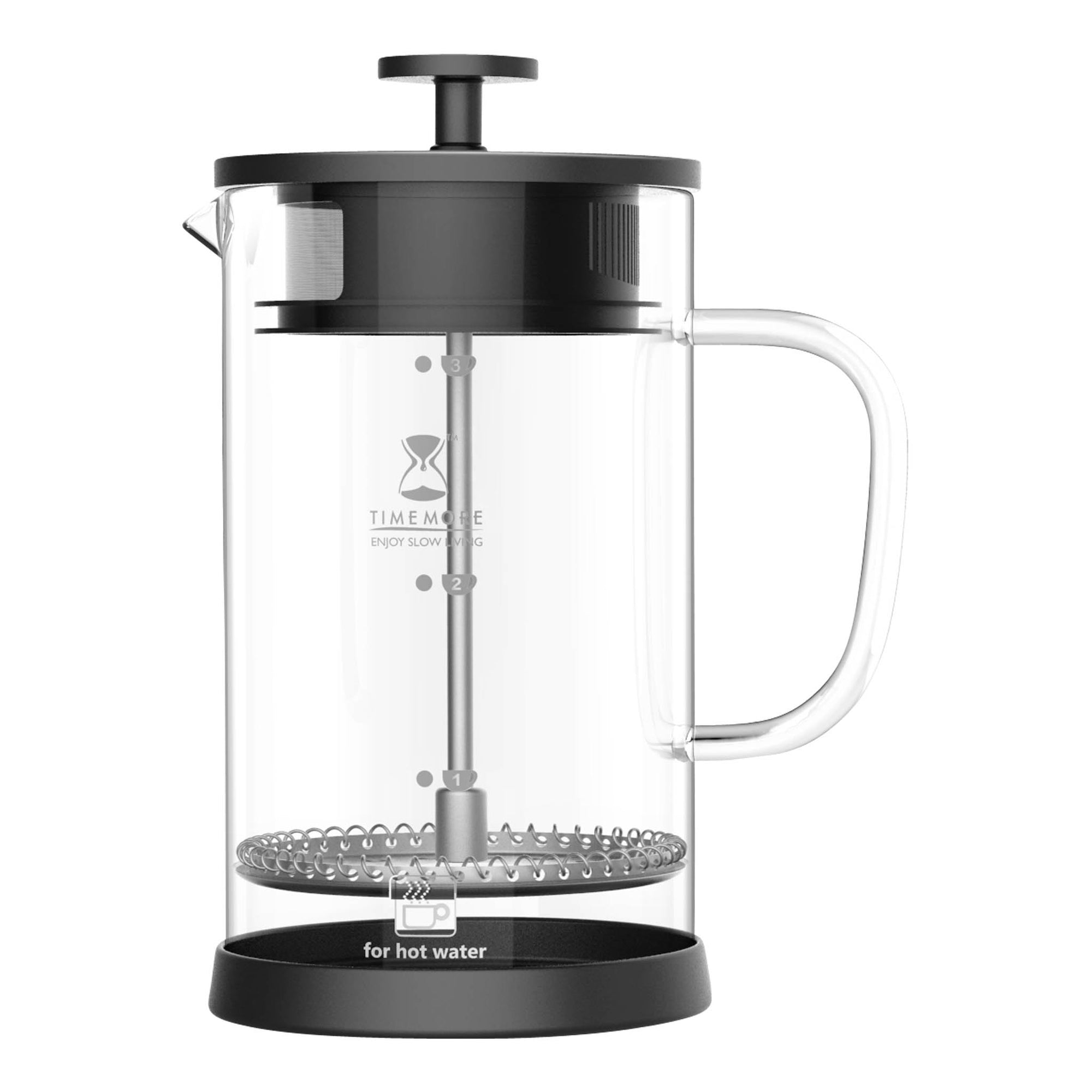 French Press 600ml - Timemore - Espresso Gear