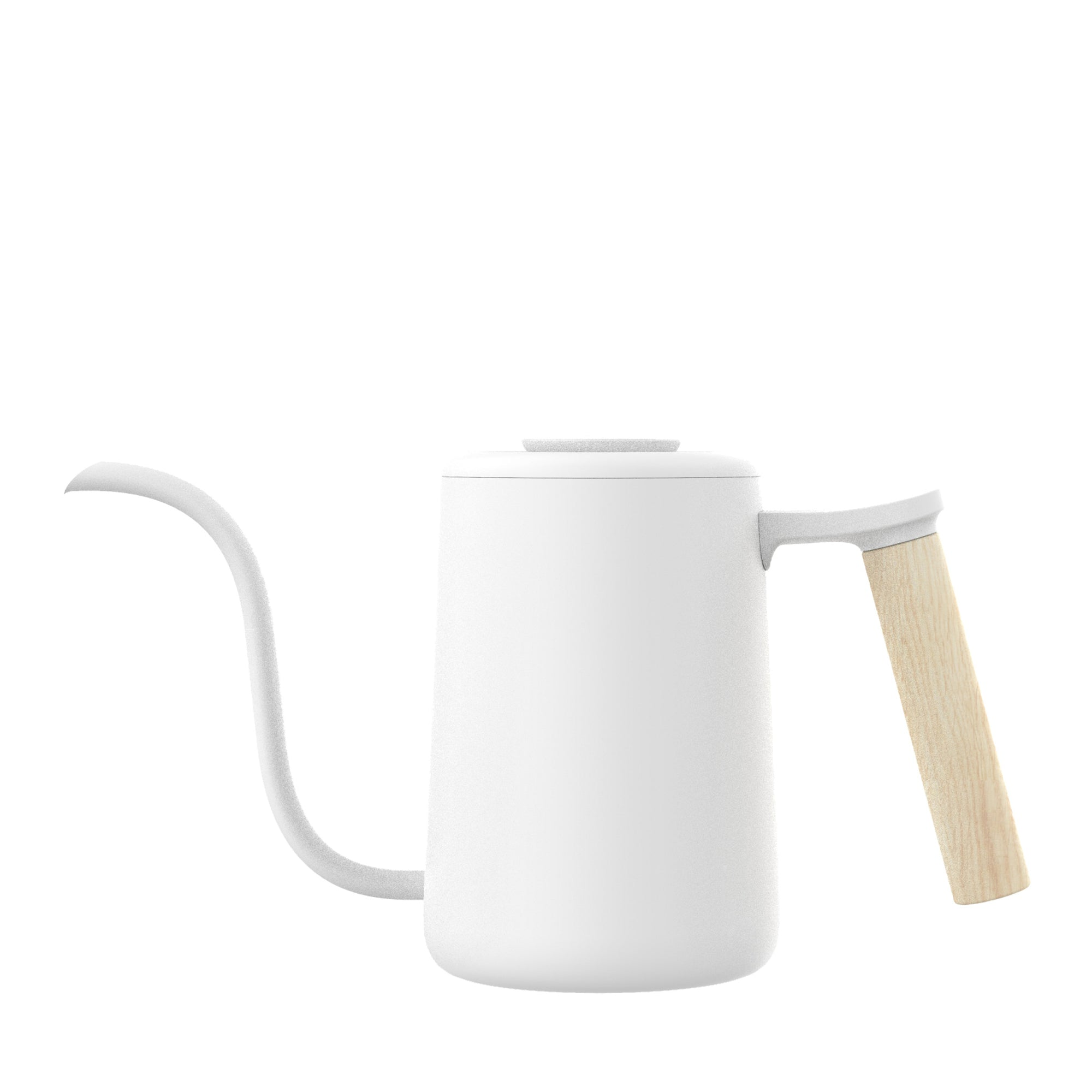 Youth Kettle White 700ml - Timemore - Espresso Gear