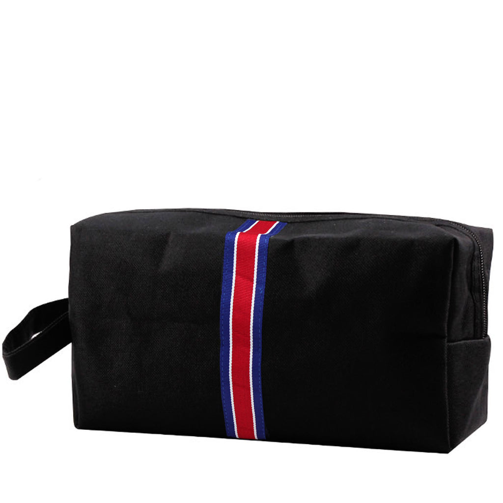 Gents canvas wash bag