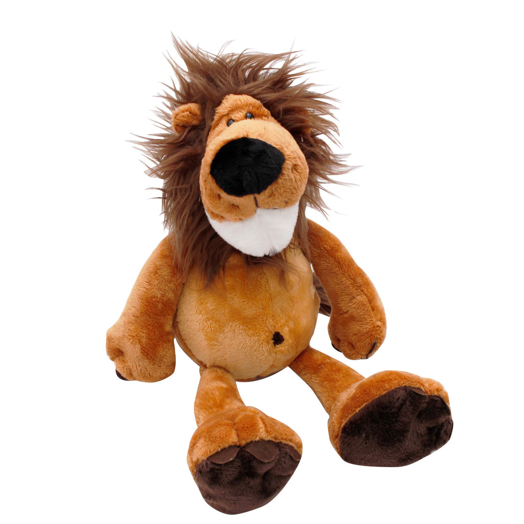 The Wild Tribe Plush Lion