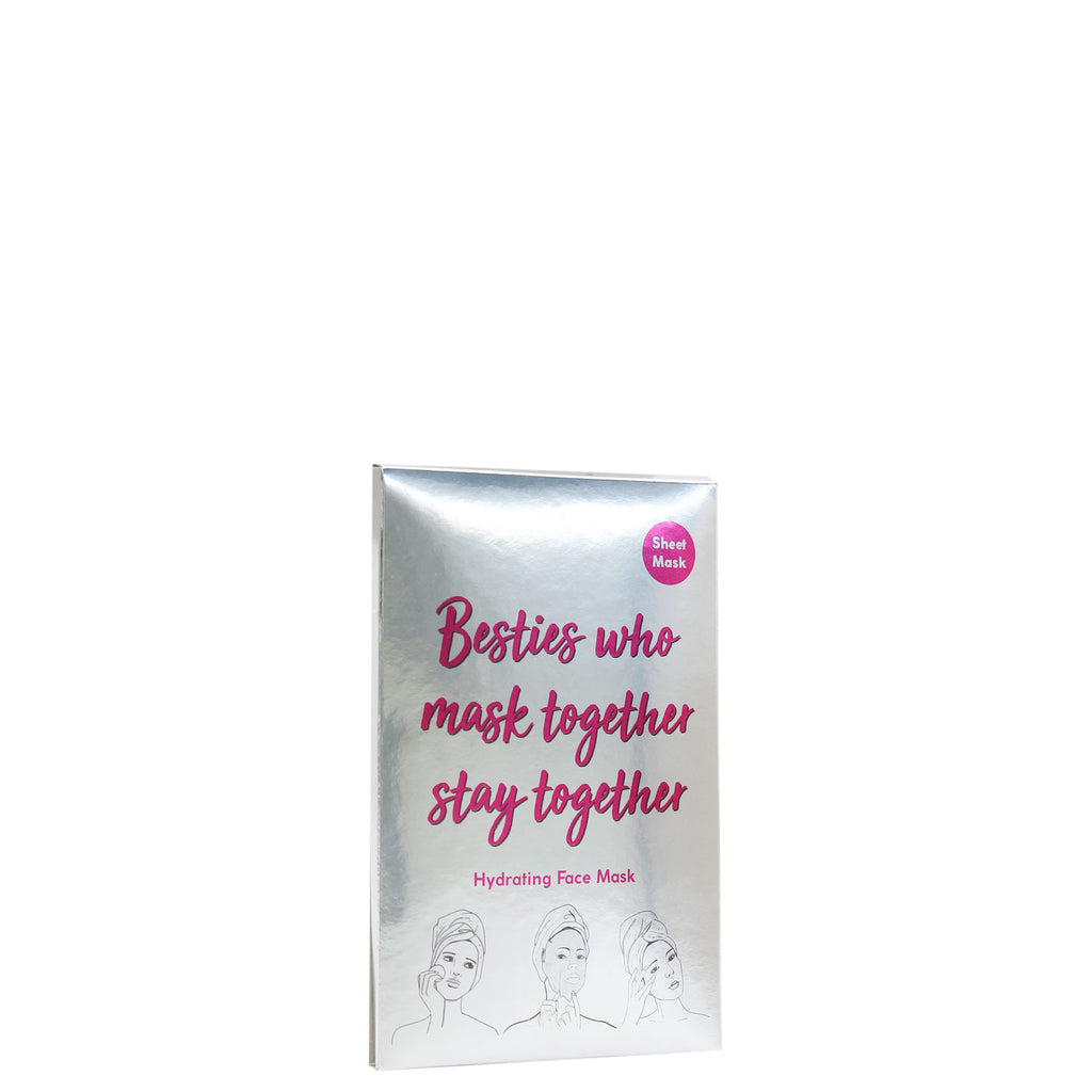 Jenam Face Sheet Mask (Besties Who Mask Together, Stay Together)