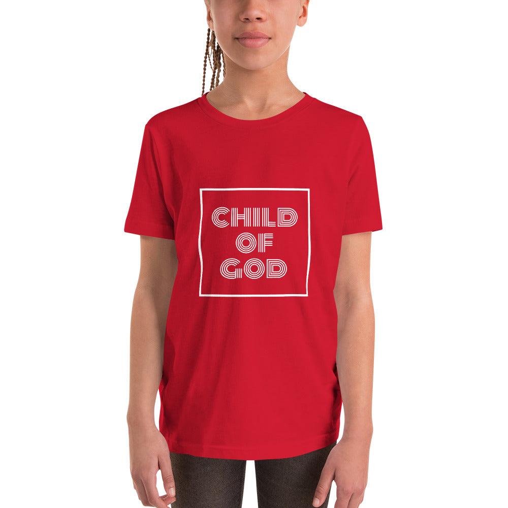 """Child of God"" Youth Tee"