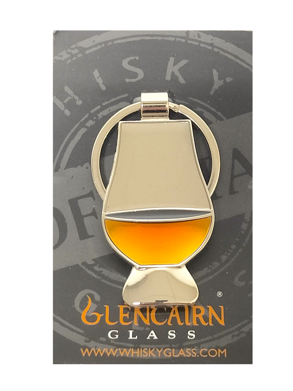 Glencairn Whisky Glass Keychain
