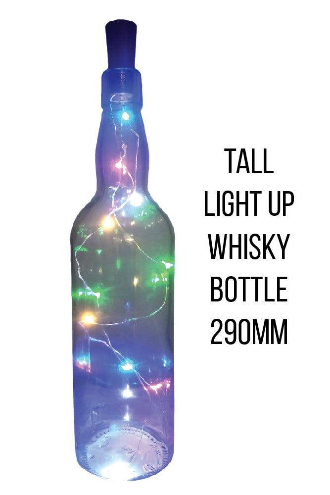 Light Up Display Bottle