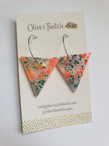 Large Triangle Hoops